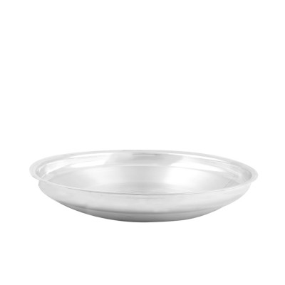 Silver Plate Used For Puja