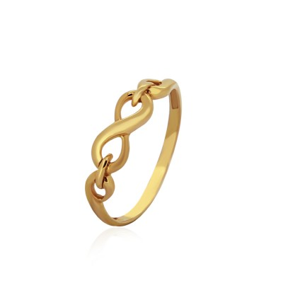 Knot Gold Ring
